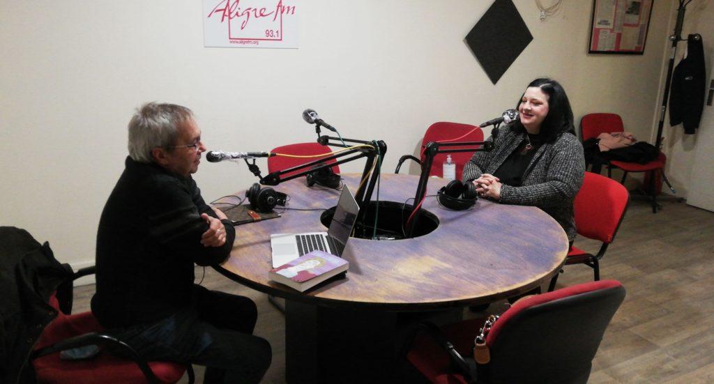 interview à la rardio aligre fm